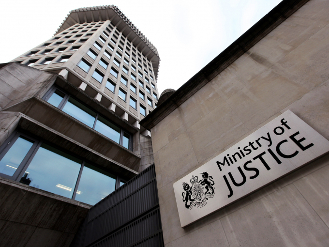 Ministry of Justice building