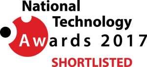 National Technology Awards 2017 Shortlist logo