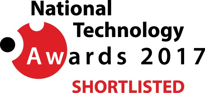 National Technology Awards 2017 Shortlist logo